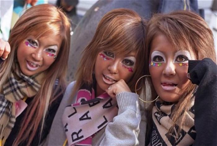 Очернение лица и другие модные штучки. | Фото: pcnews.ru.