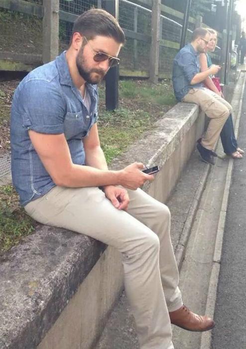 Мужская мода.