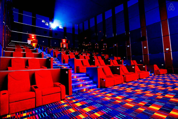 Newport Ultra Cinema, Ньюпорт, США.
