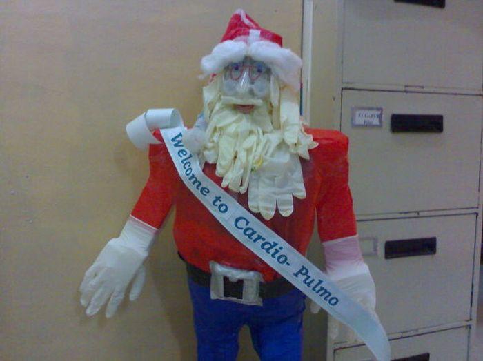Какой Новый Год без Деда Мороза.
