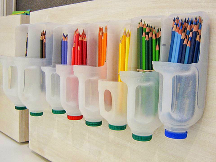 Органайзер для карандашей.