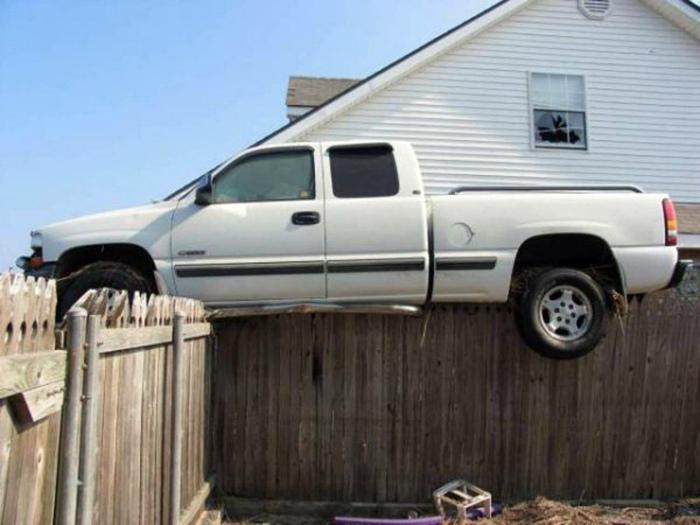 Мастер парковки.