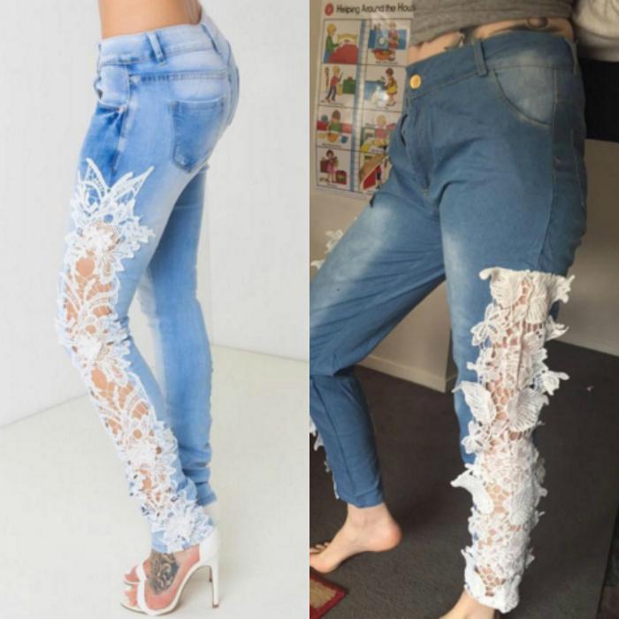 Отличные джинсы.