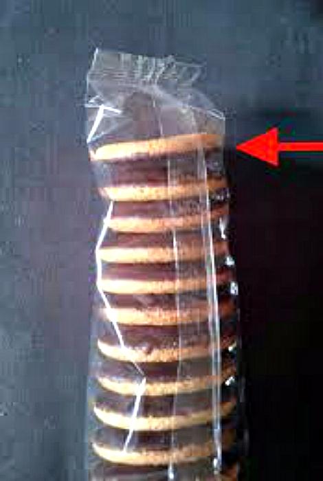 Разное печенье.
