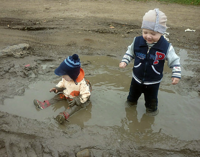 По статистике, дети до 7-ми лет на 70 процентов поросята. | Фото: ЯПлакалъ.