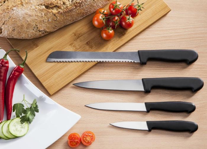 Отдельные ножи.