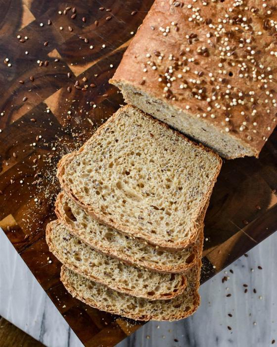 Хранение хлеба и мучных изделий. | Фото: Onwomen.ru.
