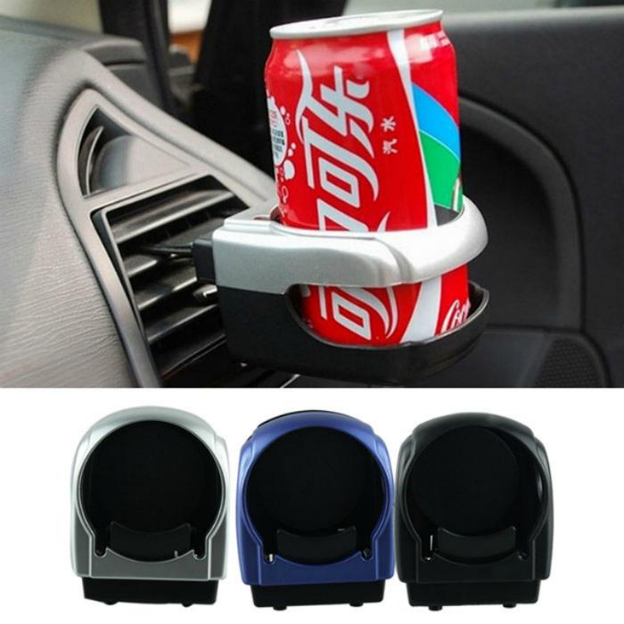 Автомобильный держатель для стаканов и бутылок.