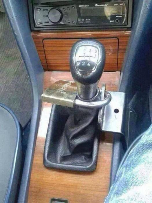 Парень попросил «отключить» родительский контроль в его машине.