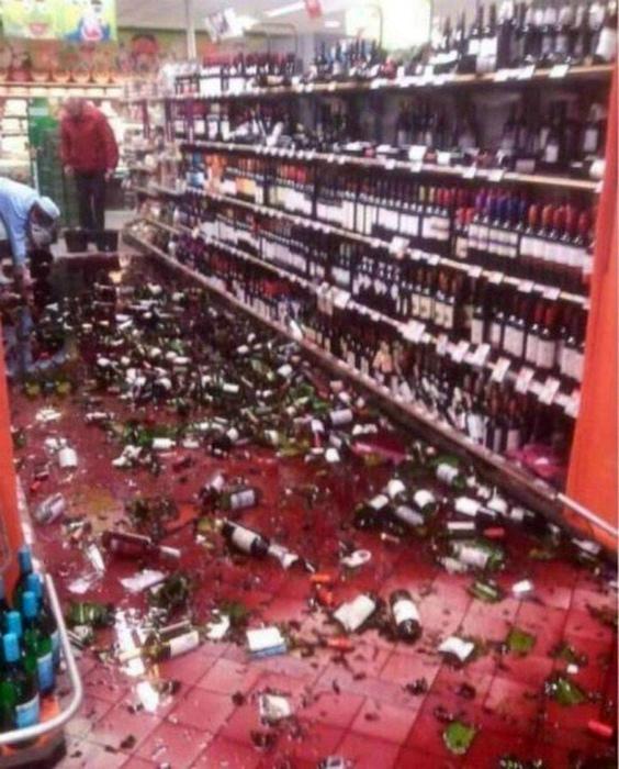 С таким размахом мы еще не праздновали... | Фото: Jornal da Record - R7.com.