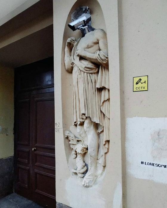 Сойдет за образец современного искусства. | Фото: pisez.com.