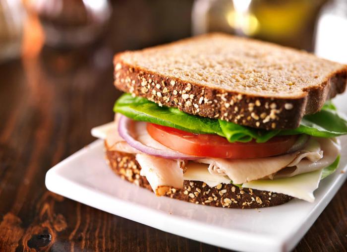 Формула идеального бутерброда.