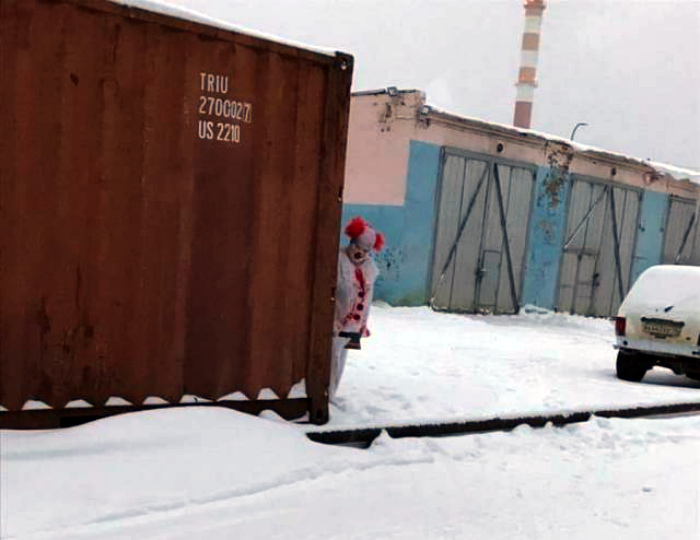 Наверное, просто подшутить хочет! | Фото: Izismile.com.