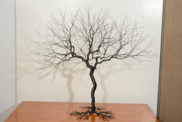 Декоративное дерево.