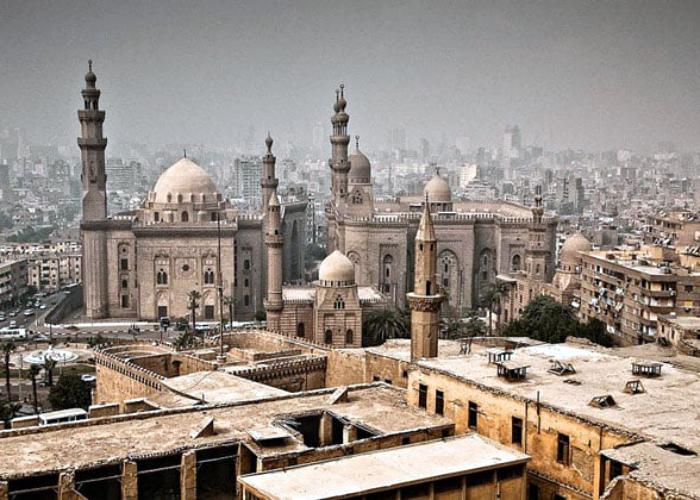 Каир, Египет. | Фото:   yandex.com.