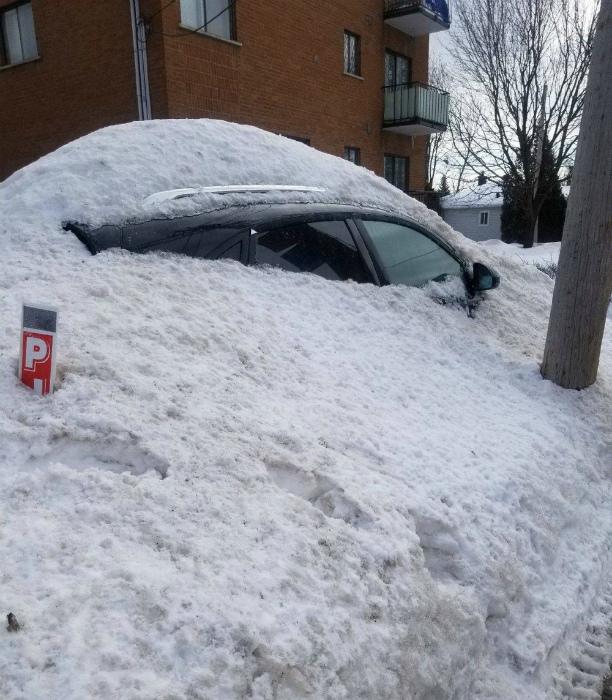 А ведь снег вообще не обещали... | Фото: Приколы на Досенг.