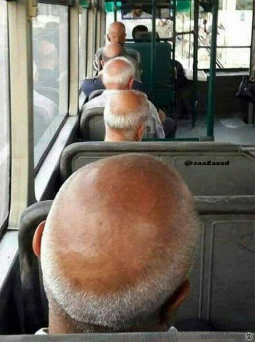 «Уникальные» пассажиры.