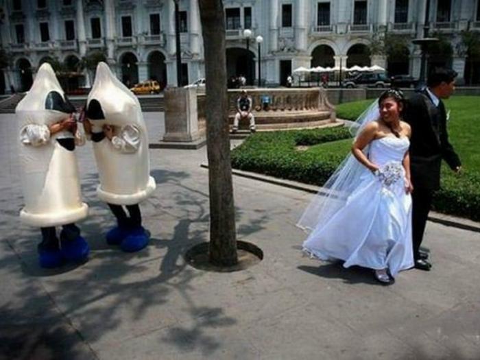 В день свадьбы стоит замечать любые мелочи.