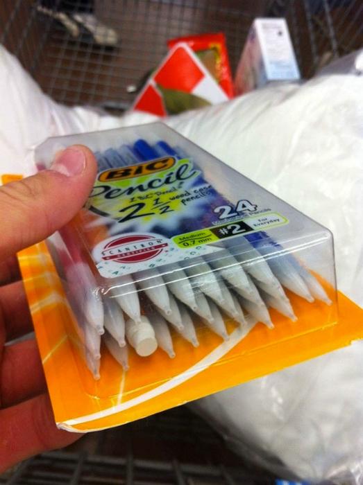 Эта упаковка ручек не имеет права на существование.