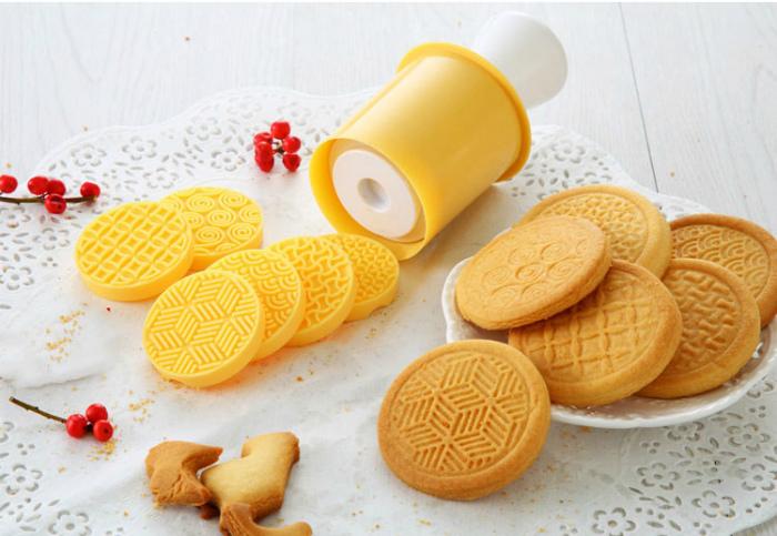 Штампы для печенья. | Фото: Mangez Bien.