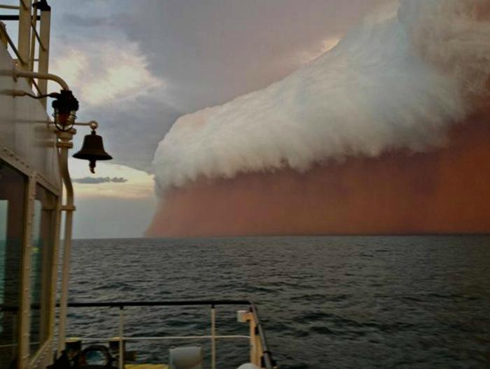 Пилова буря.