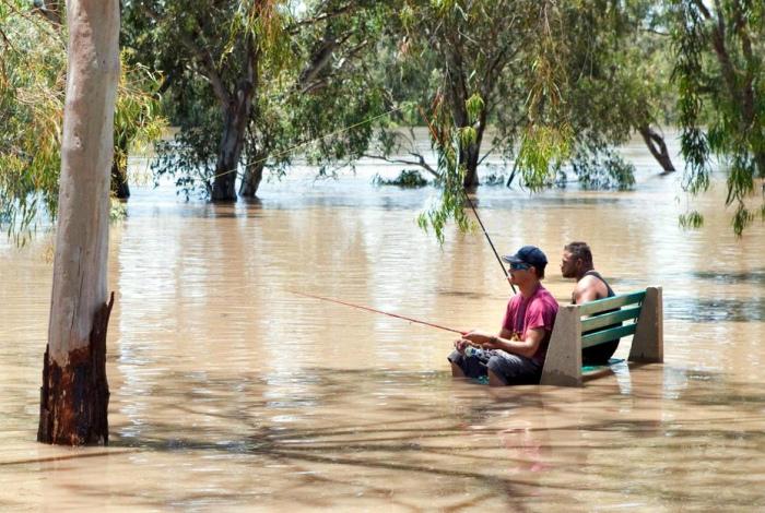 Если вы не идете к реке, река идет к вам! | Фото: Retecool.