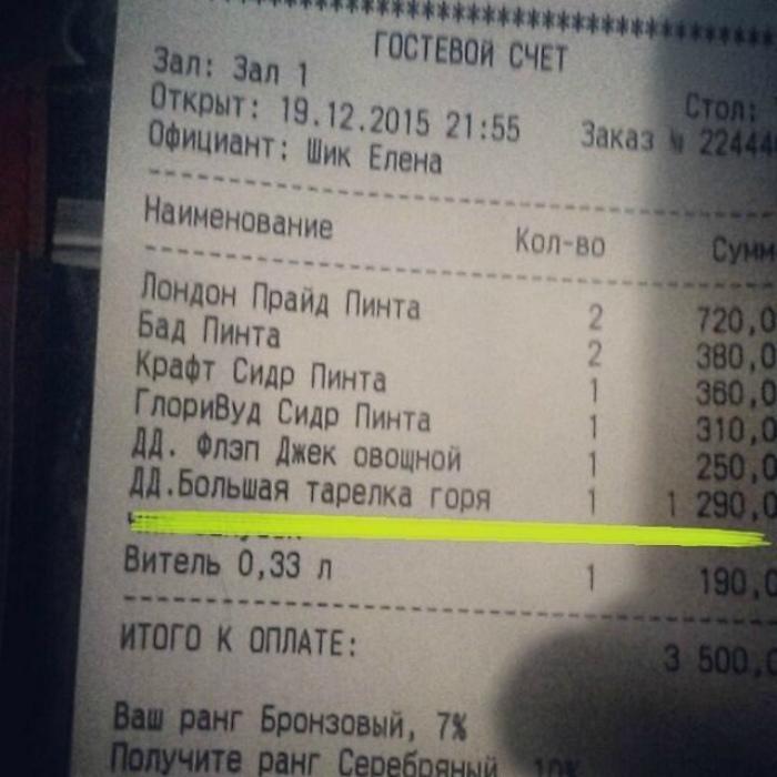 «Какие аппетитные названия!» | Фото: Загоны.ру.