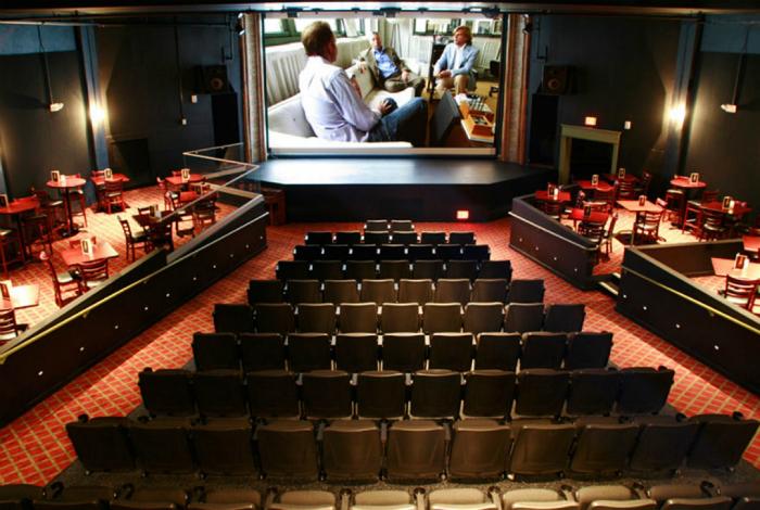The Bijou Theater, Бриджпорт, США.