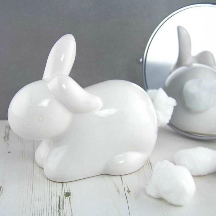 Дозатор для ваты «Кролик».