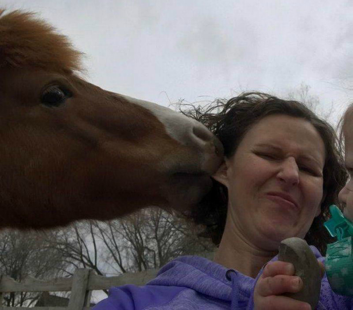 Покушение на ухо. | Фото: я В шоке!