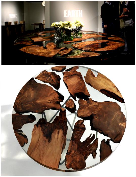 Круглый стол «Земля».