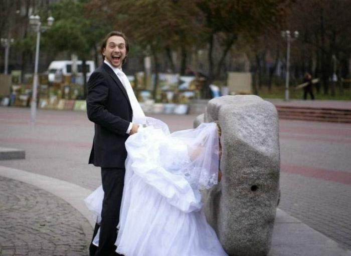 Невесте под юбкой фото 496-424