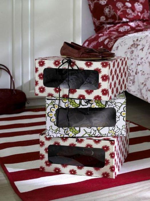 Апгрейд коробок для обуви.