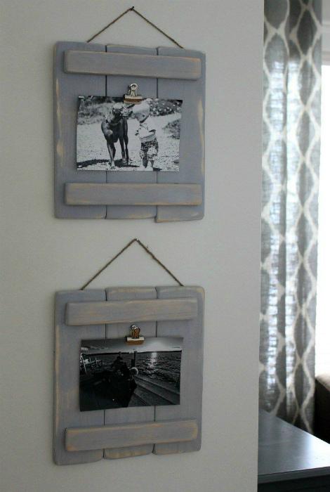 Рамки для фотографий.