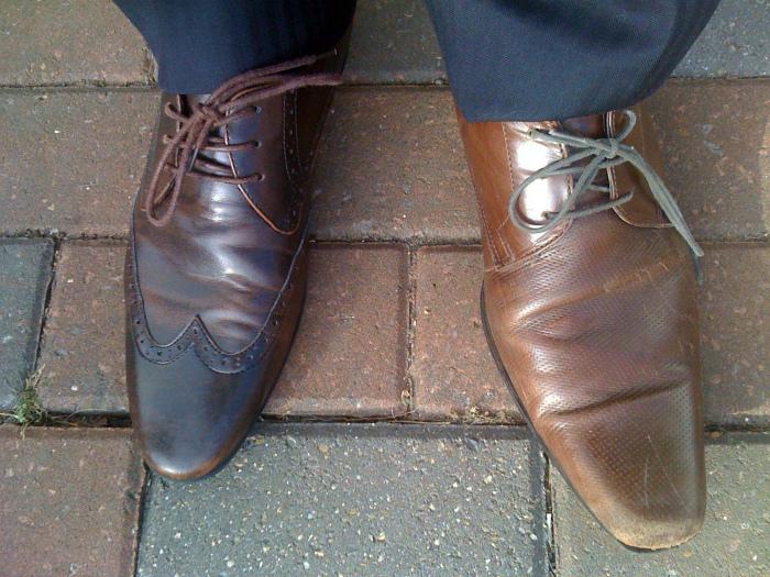 Такие разные ботинки... | Фото: Avocette immobilier.