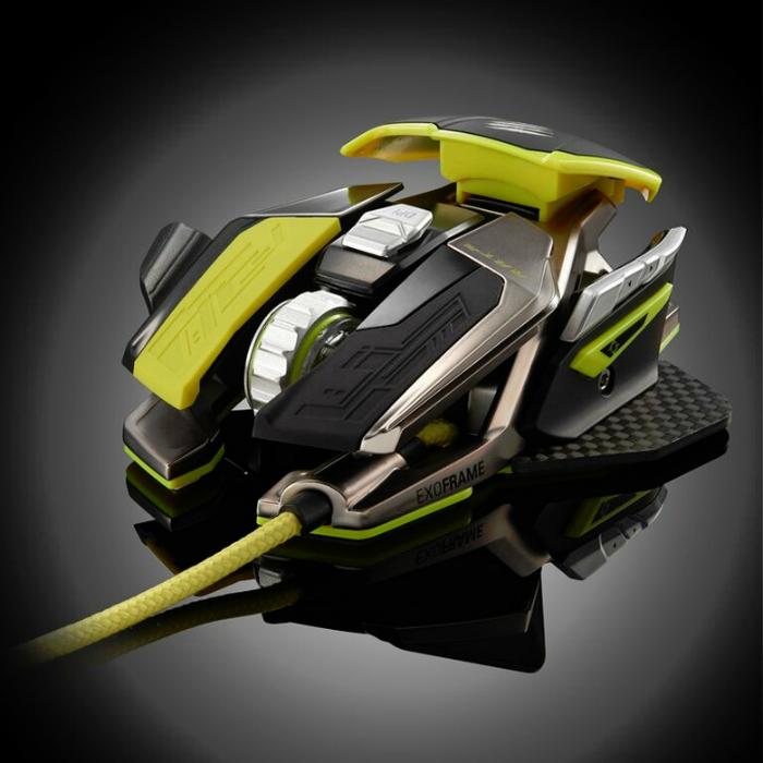 Игровой манипулятор-трансформер R.A.T. PRO X.