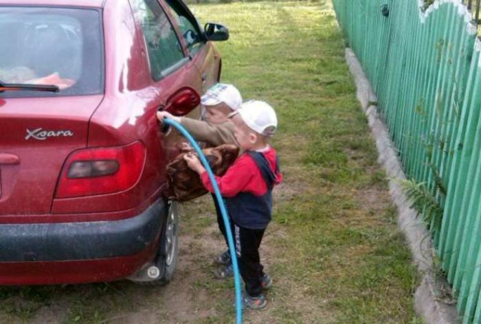 «Мои сыновья схватывают все на лету!» | Фото: Kaifolog.ru.