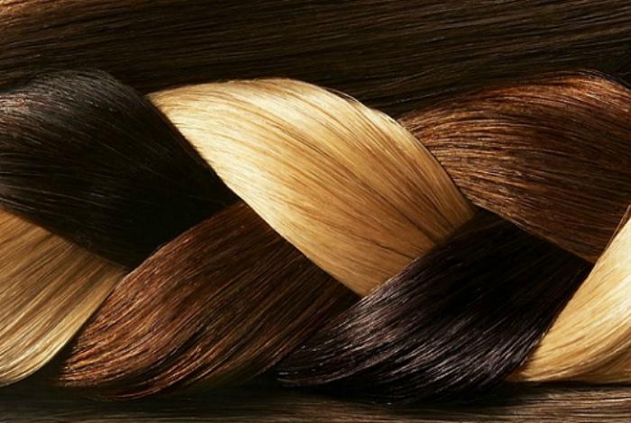 Бесцветная хна для укрепления волос.