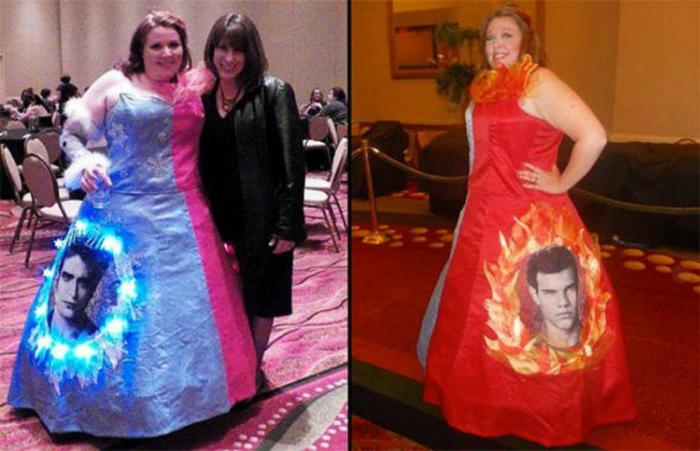 Худшие платья выпускного