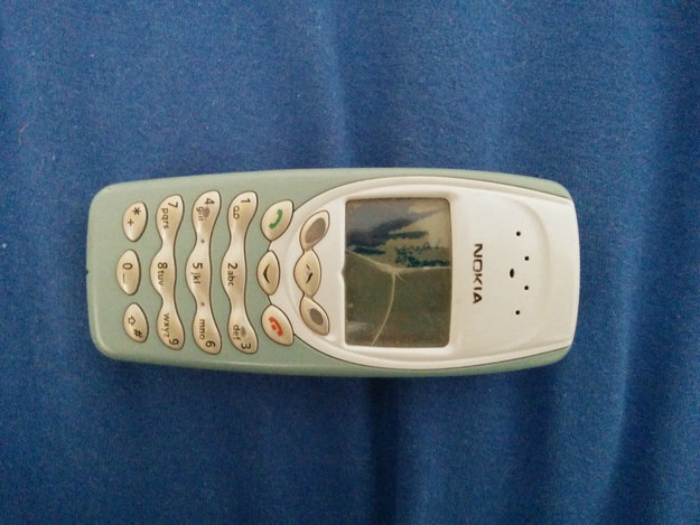 Неубиваемый телефон.