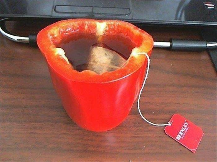 Альтернативная чашка.