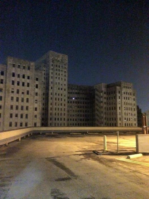 Загадочная больница.
