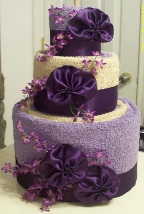 Восхитительный торт.