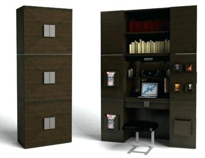 Шкаф, который может увеличиться в размере.