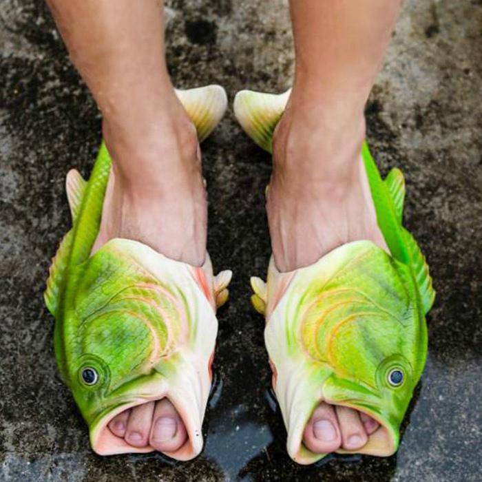 Очаровательные рыбки.