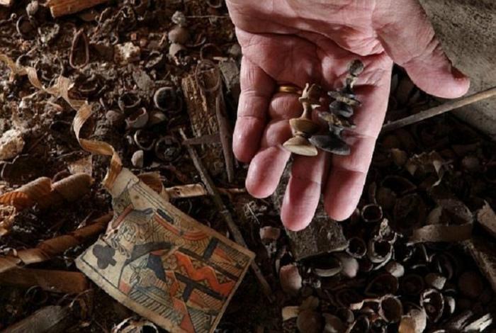 Ценные археологические находки.