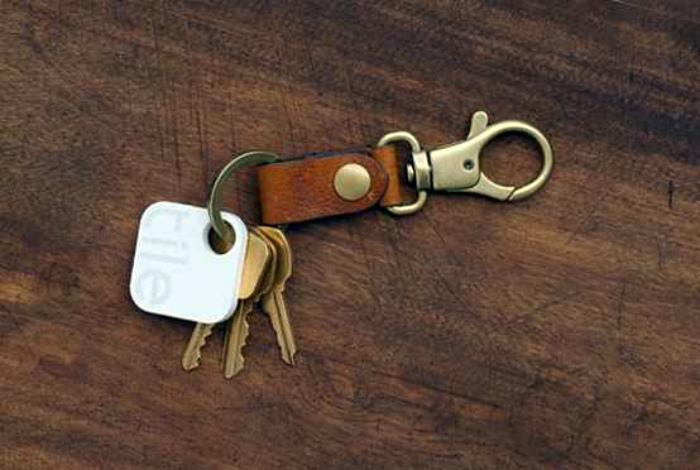 Брелок для теряющихся вещей. | Фото: Портал для путешественника.