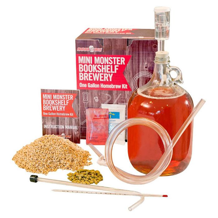 Домашняя пивоварня - увлекательная игрушка для взрослых, которая позволит собственноручно приготовить пиво.
