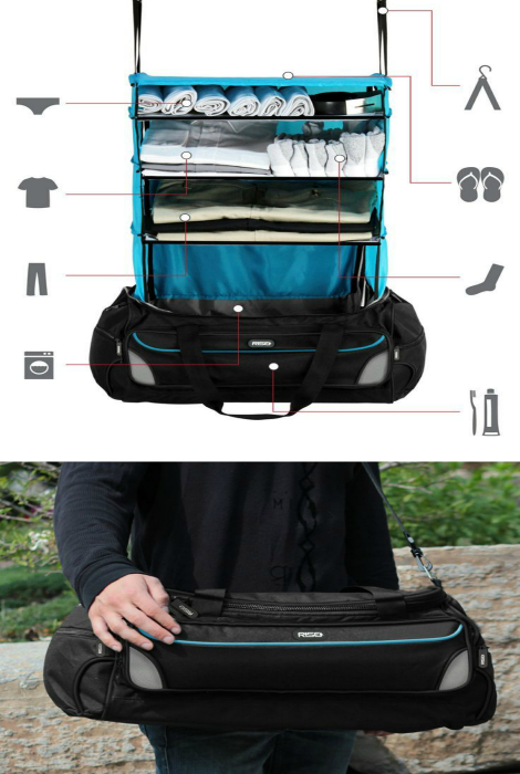 Дорожная сумка-органайзер.