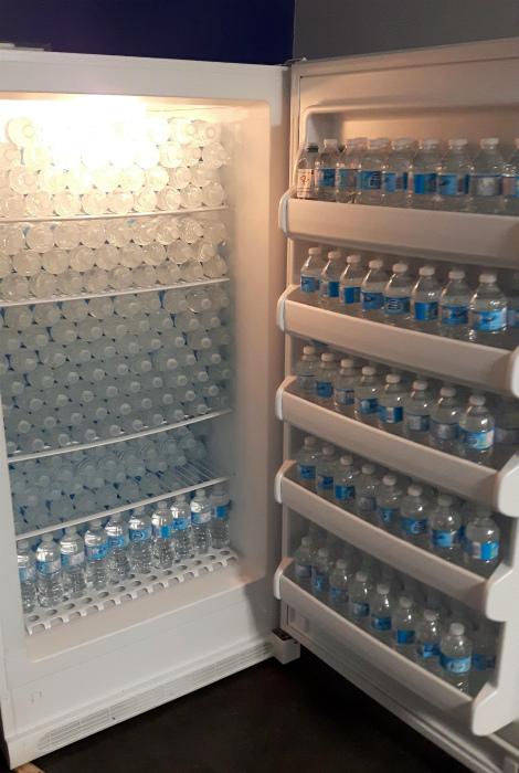 Идеальный холодильник.